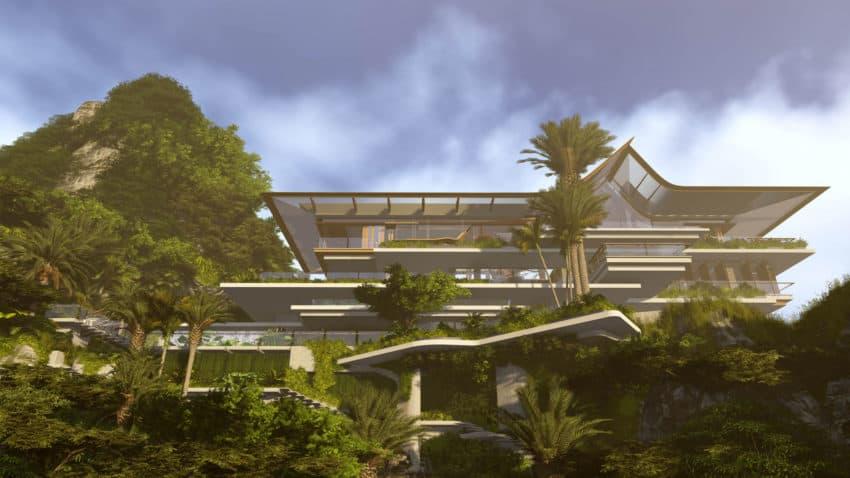 The Water Pavilion by Martin Ferrero Architecture (1)