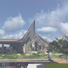 The Water Pavilion by Martin Ferrero Architecture (2)