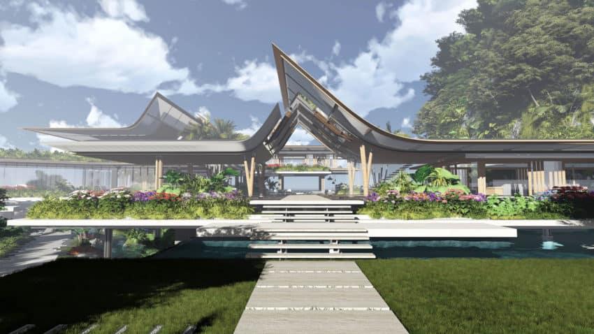 The Water Pavilion by Martin Ferrero Architecture (3)