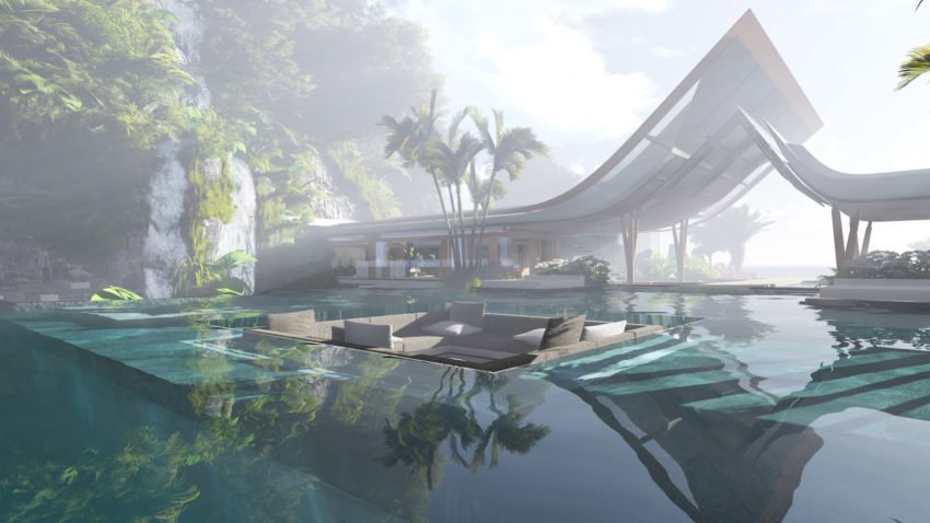 The Water Pavilion by Martin Ferrero Architecture (7)