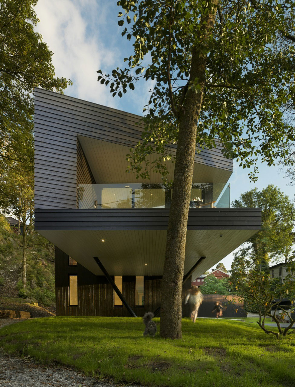 Villa S by Saunders Architecture (1)