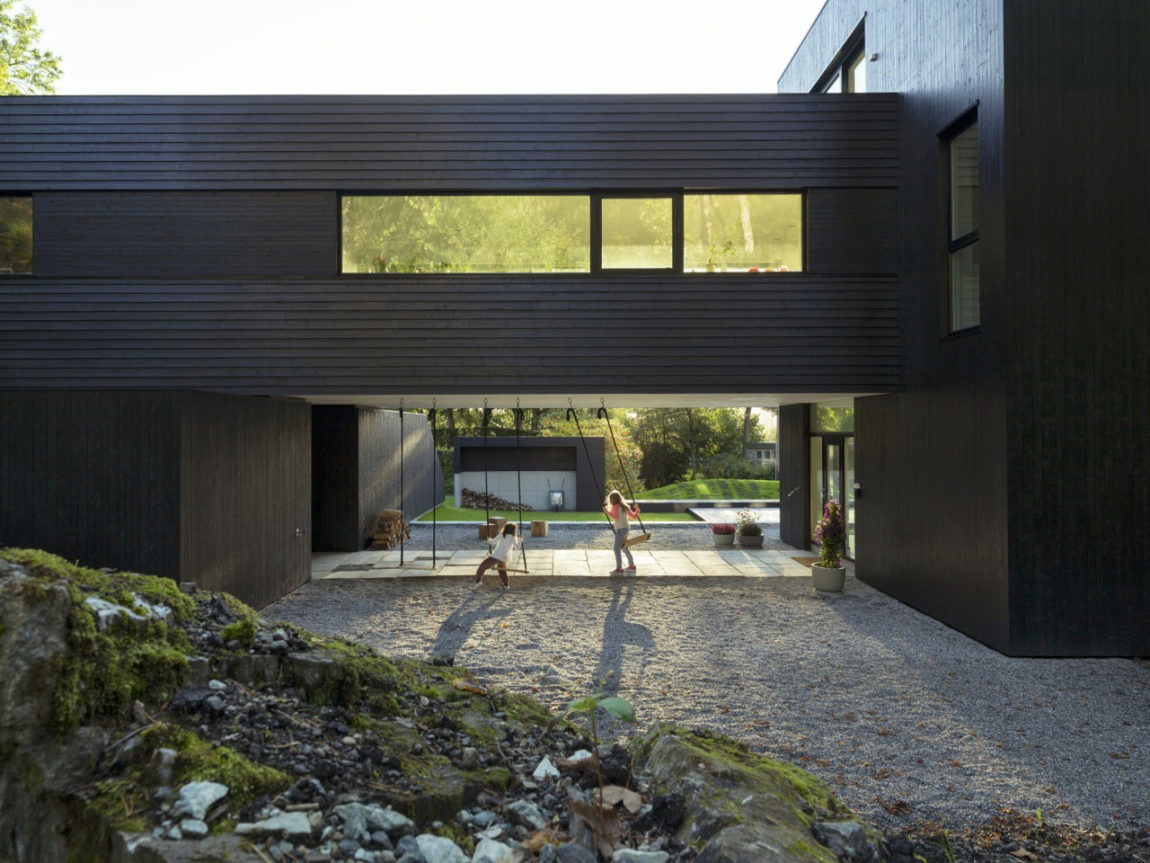 Villa S by Saunders Architecture (3)