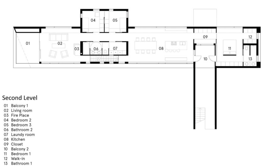 Villa S by Saunders Architecture (20)