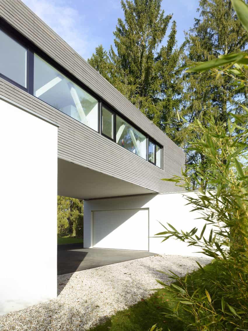 A Single Family House by Christian von Düring architecte (2)