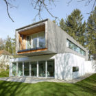 A Single Family House by Christian von Düring architecte (5)
