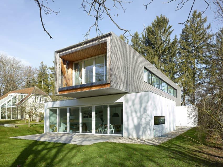 A Single Family House by Christian von Düring architecte (5)