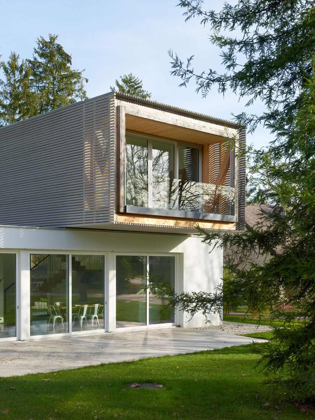 A Single Family House by Christian von Düring architecte (6)