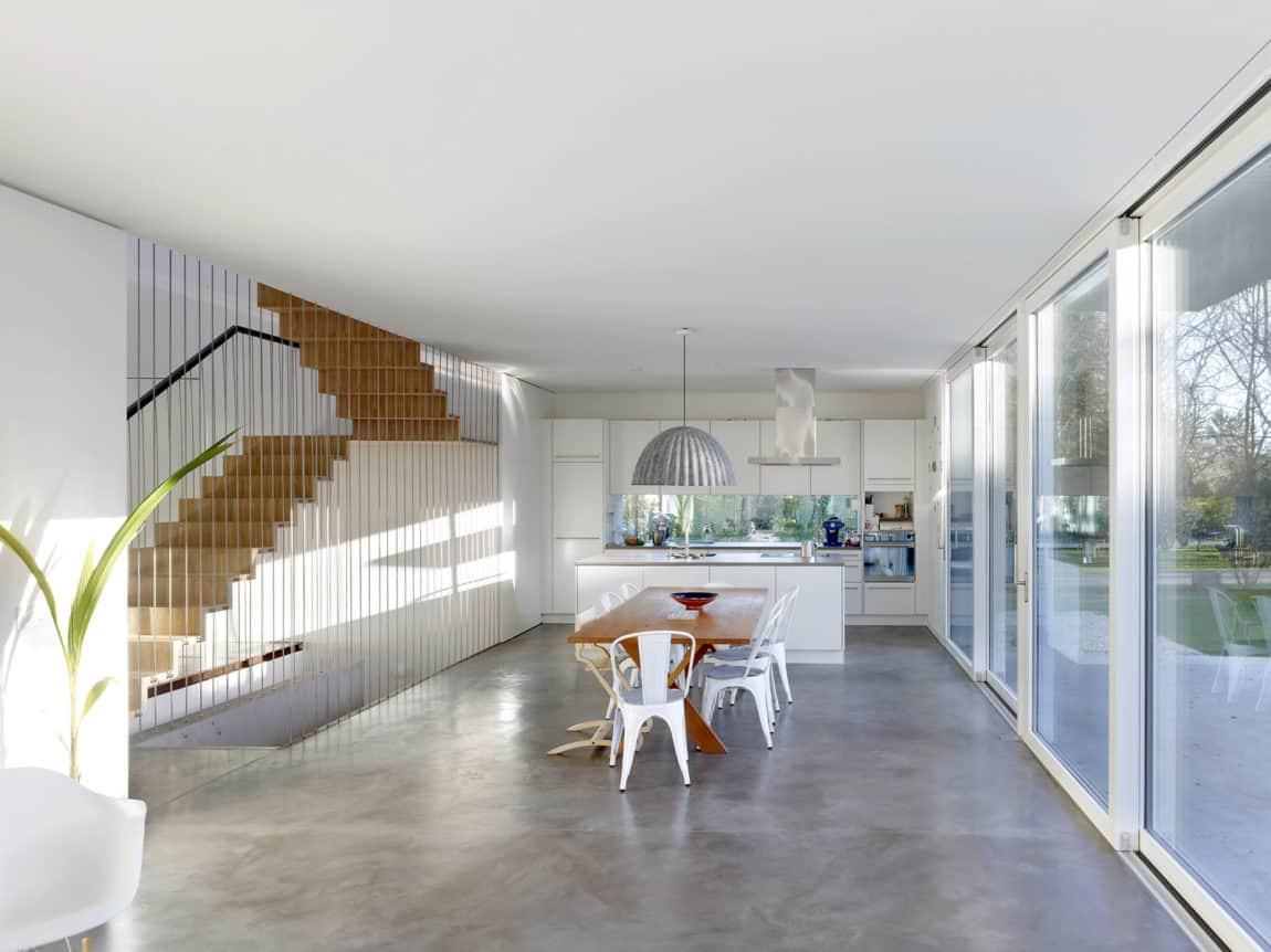 A Single Family House by Christian von Düring architecte (10)