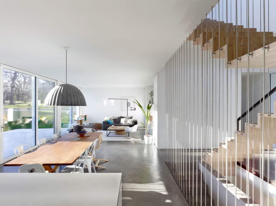 A Single Family House by Christian von Düring architecte (11)