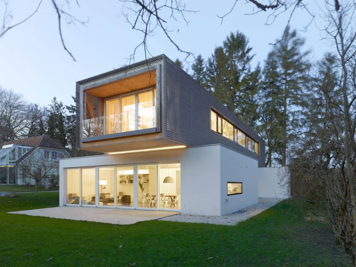 A Single Family House by Christian von Düring architecte (26)