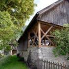 Alpine Barn Apartment by OFIS Arhitekti (3)