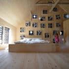 Alpine Barn Apartment by OFIS Arhitekti (17)