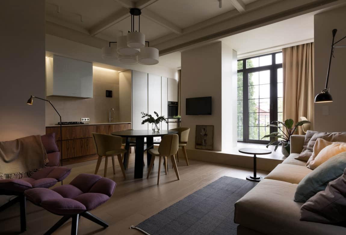 Apartment on Lva Tolstogo Street by Olga Akulova (2)
