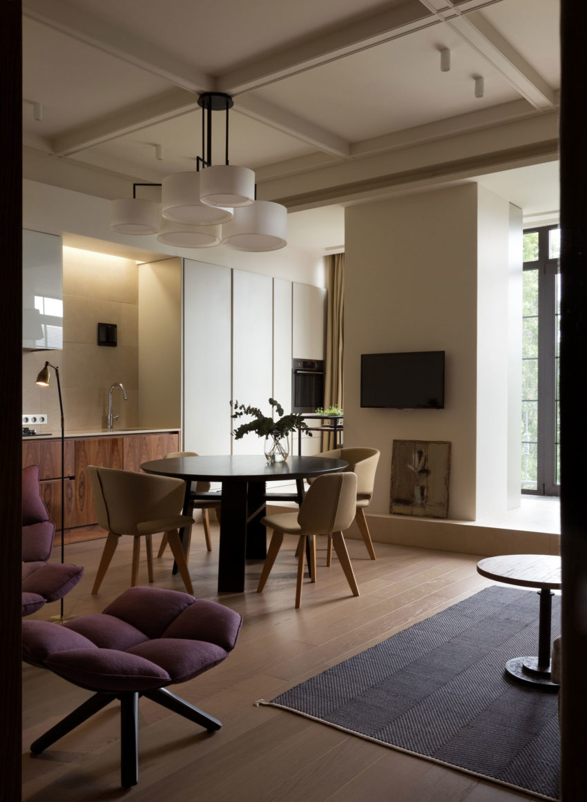 Apartment on Lva Tolstogo Street by Olga Akulova (4)