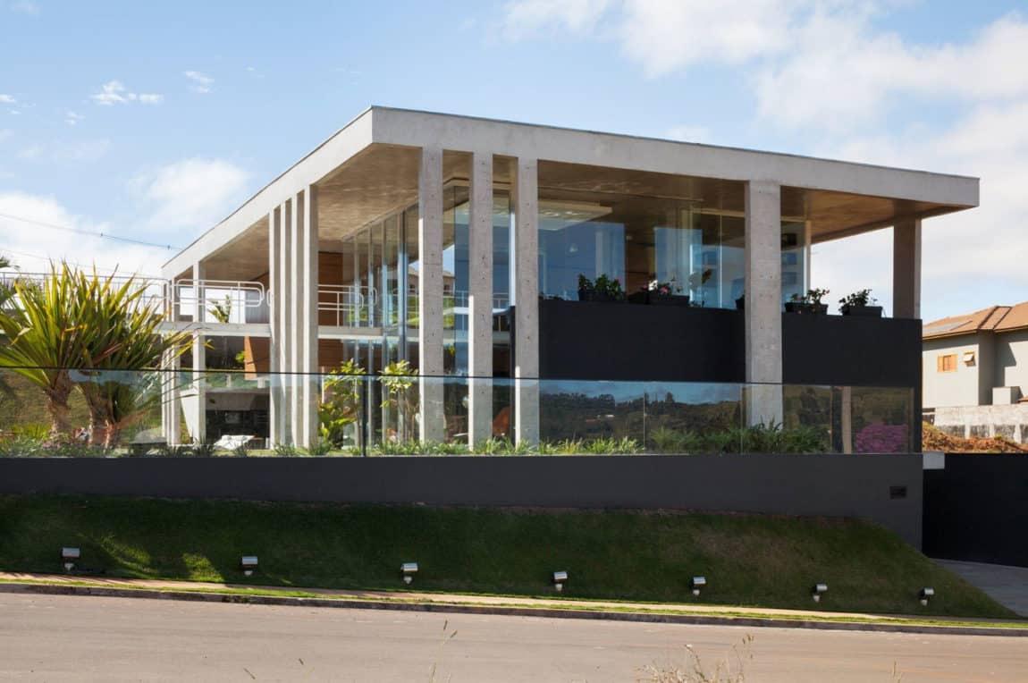 Botucatu House by FGMF Arquitetos (1)