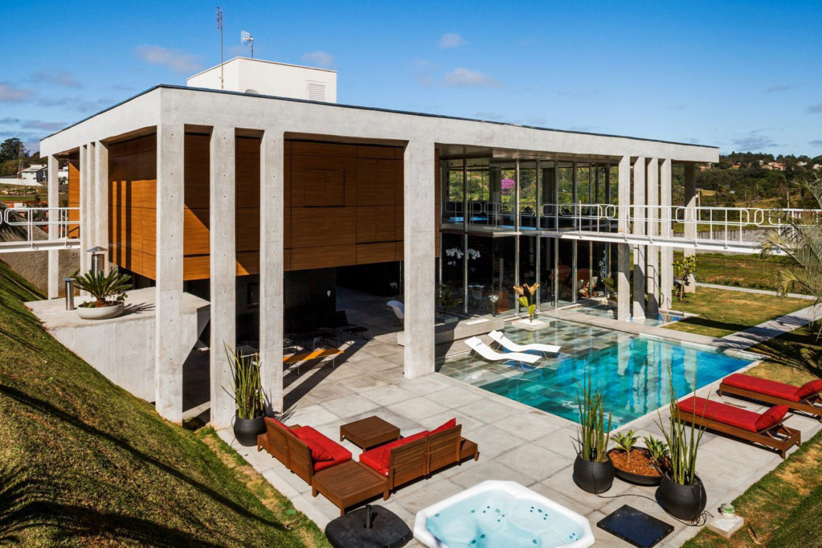 Botucatu House by FGMF Arquitetos (3)