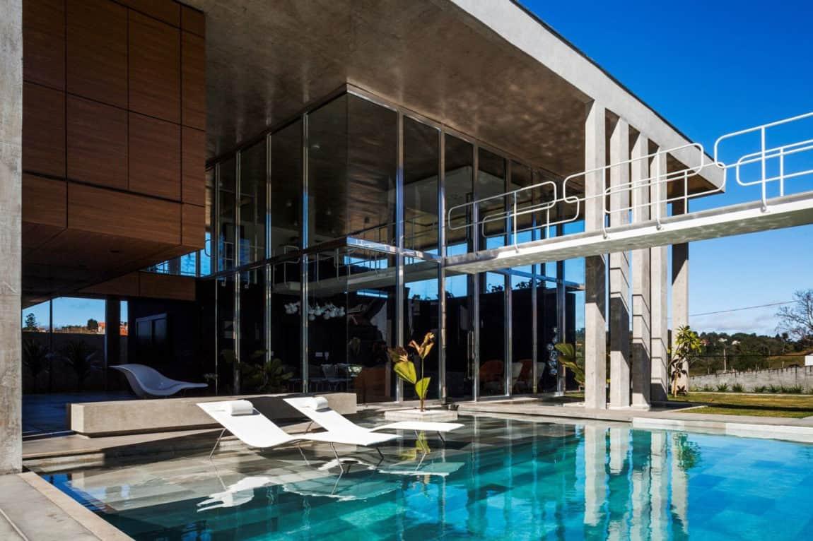 Botucatu House by FGMF Arquitetos (4)