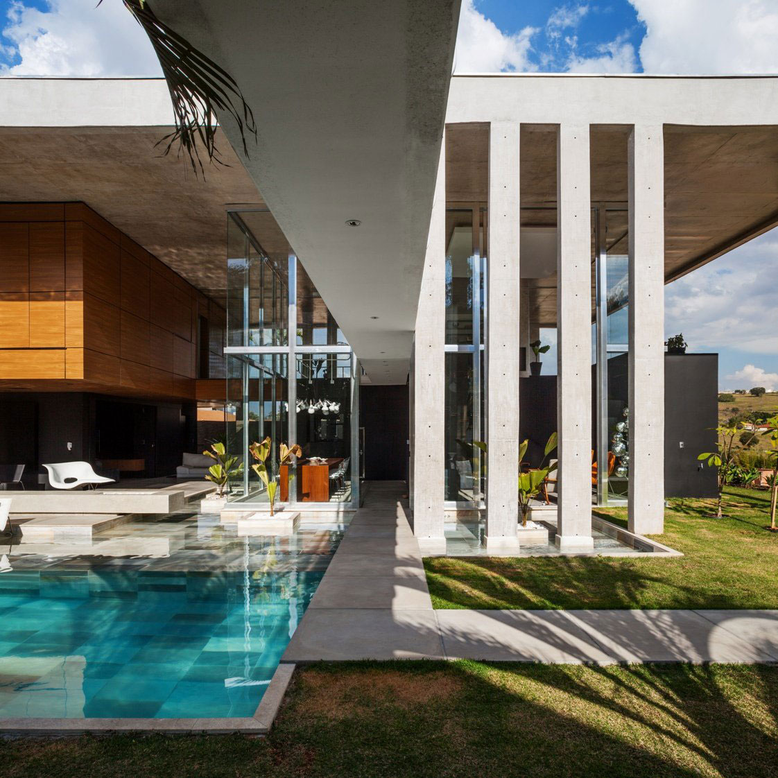 Botucatu House by FGMF Arquitetos (5)