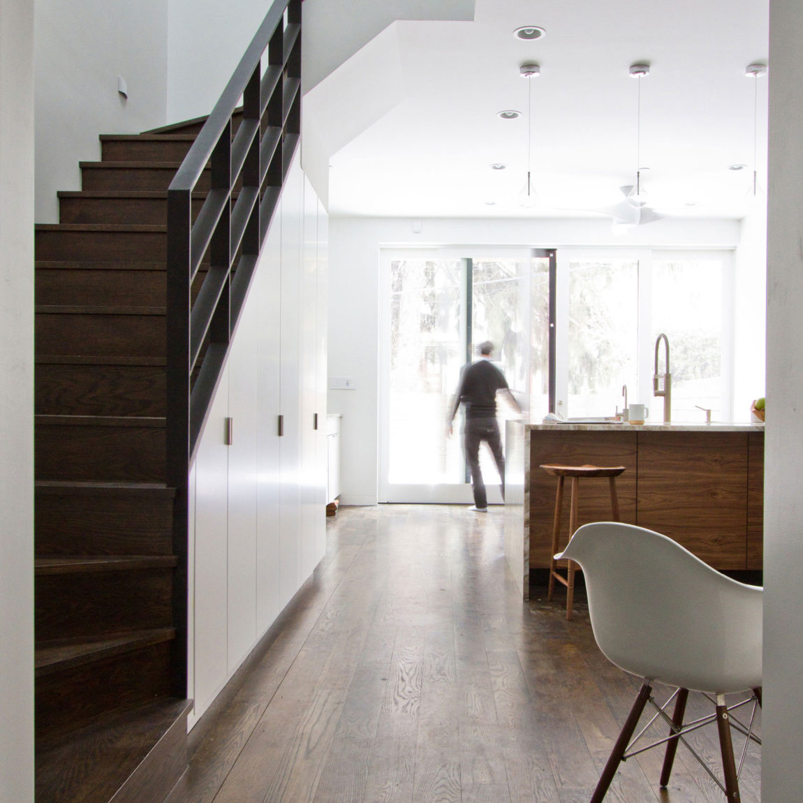 Brooklyn Row House by Office of Architecture (6)