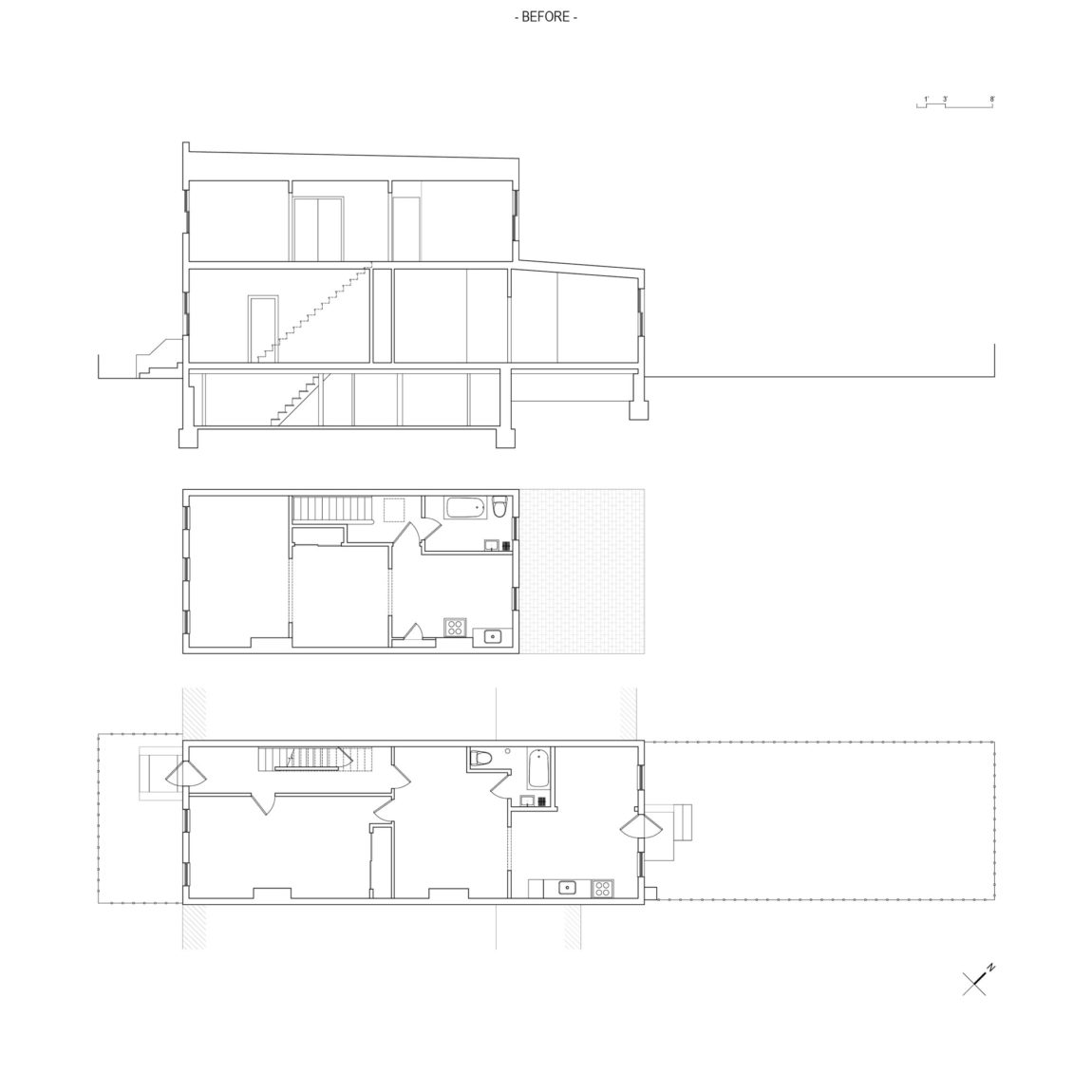 Brooklyn Row House by Office of Architecture (13)
