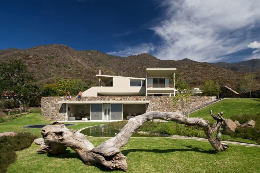 Casa del Lago by Juan Ignacio Castiello Arquitectos (5)