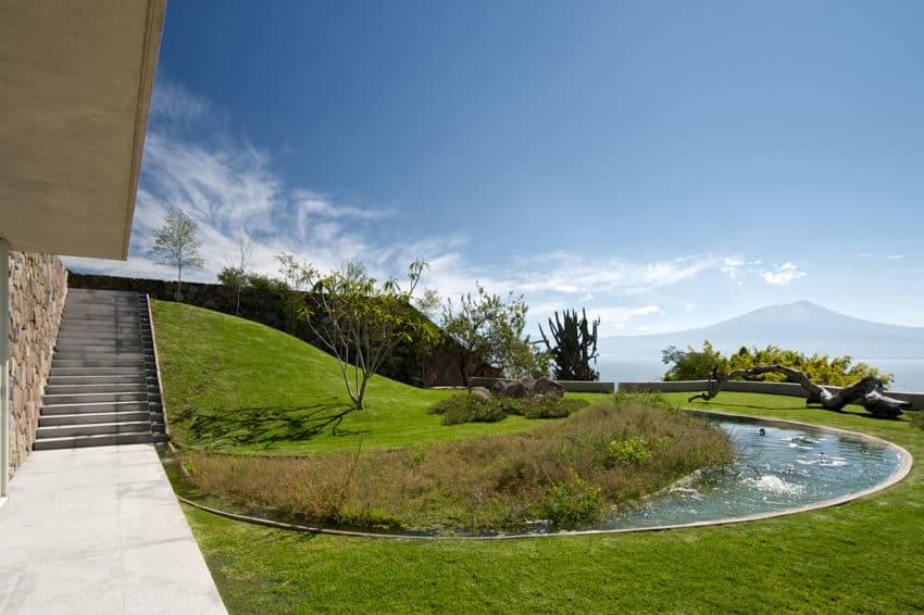 Casa del Lago by Juan Ignacio Castiello Arquitectos (7)