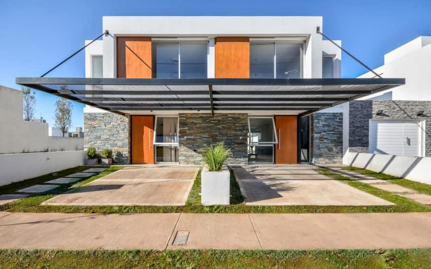 Casas Adosadas by Estudio A+3 (3)
