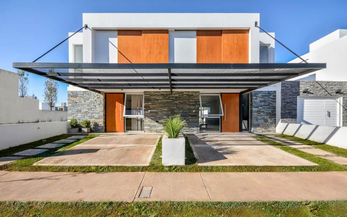 Casas Adosadas by Estudio A+3 (4)