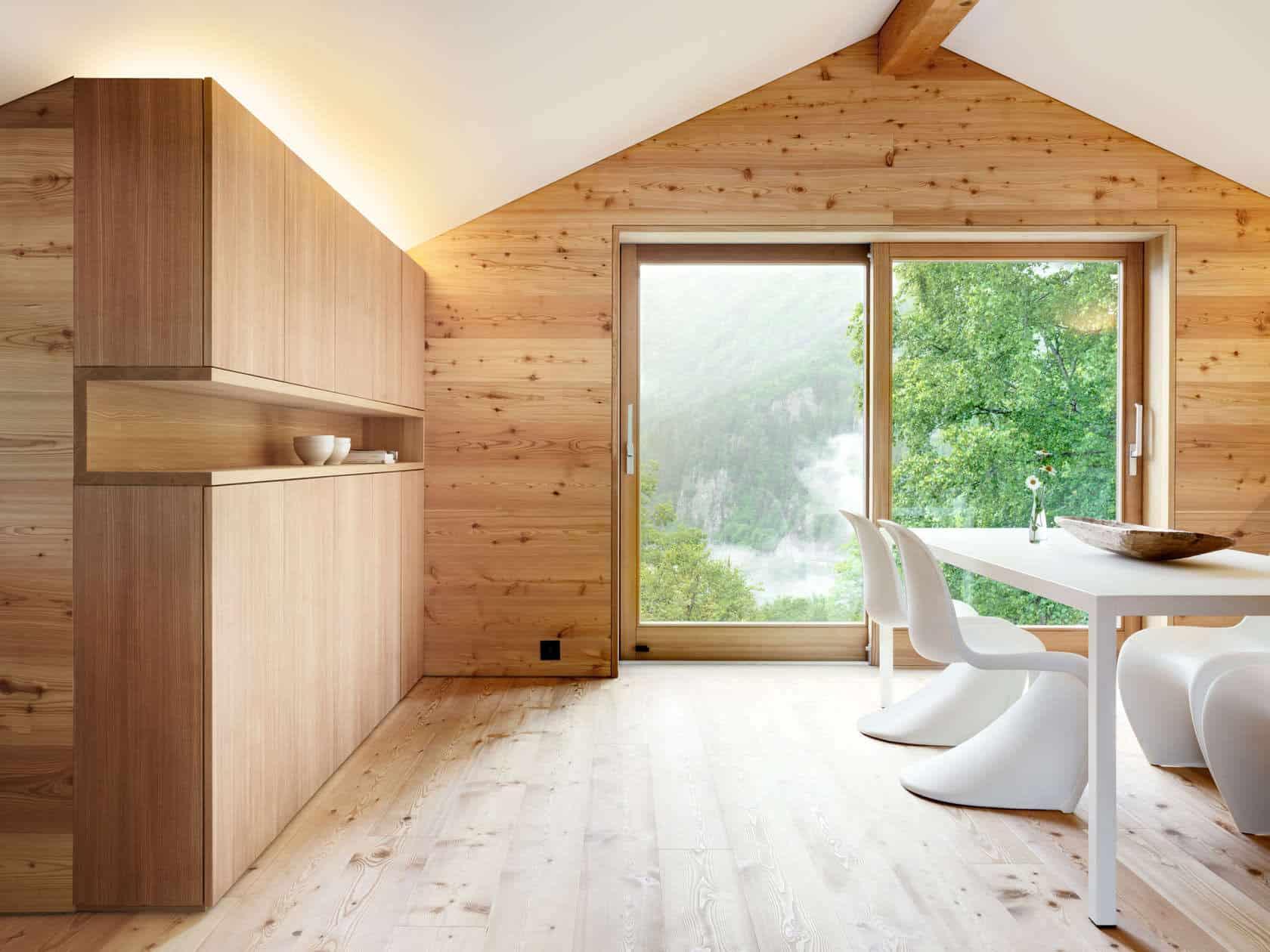 Chalet DAL by Ralph Germann architectes