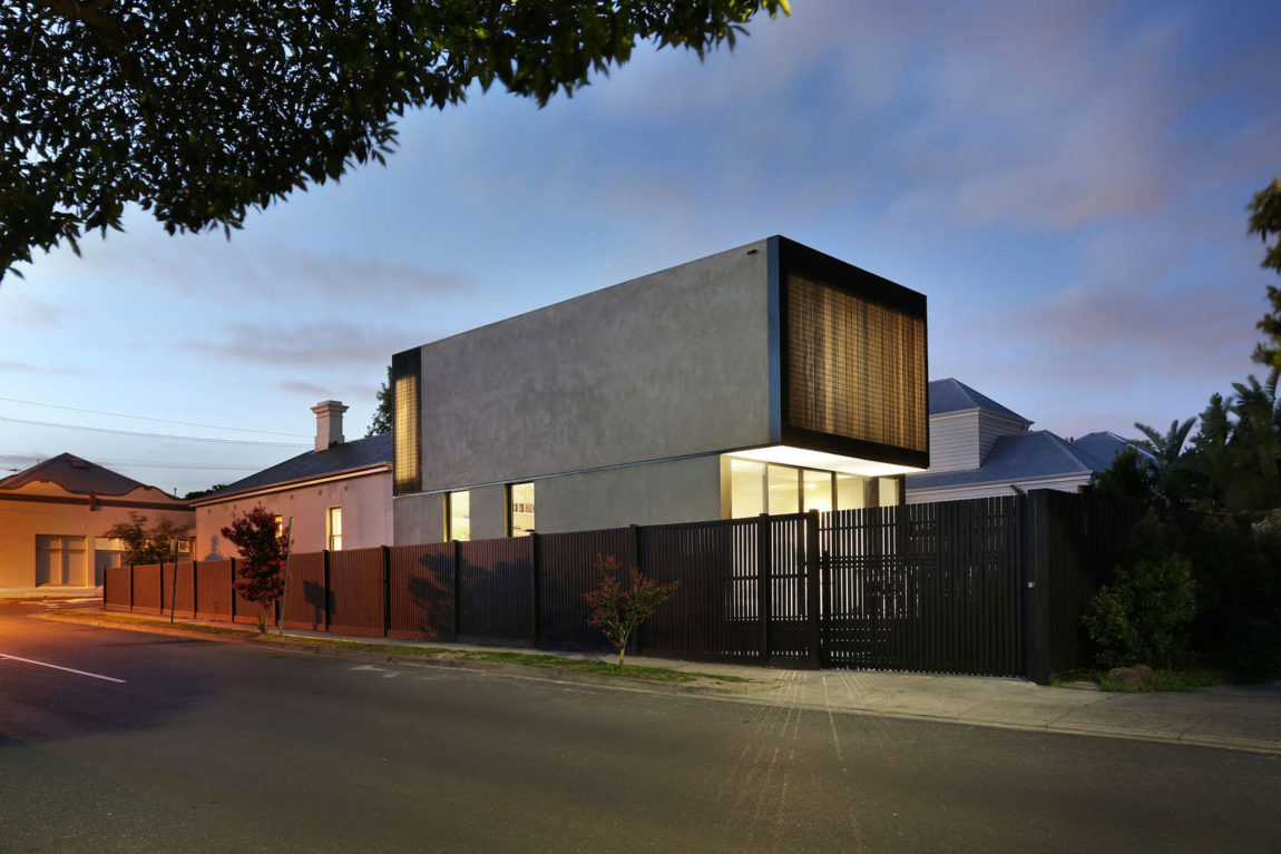 Cube House Kew by Carr Design Group (13)