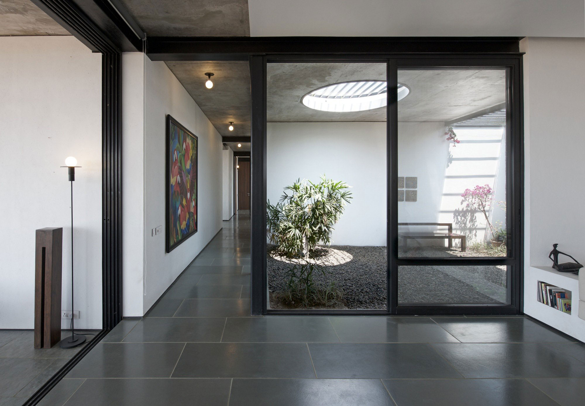 Deolali House by SPASM Design Architects