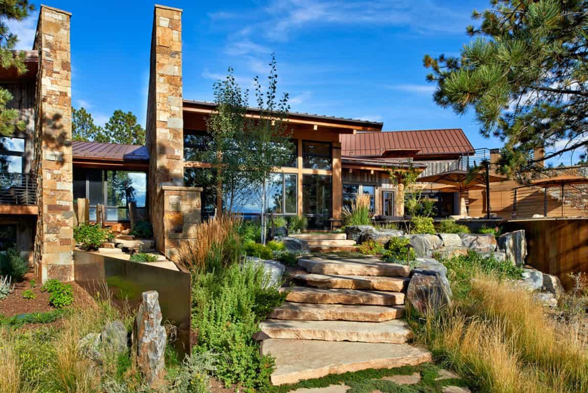 Eberl Residence by Barrett Studio Architects (2)