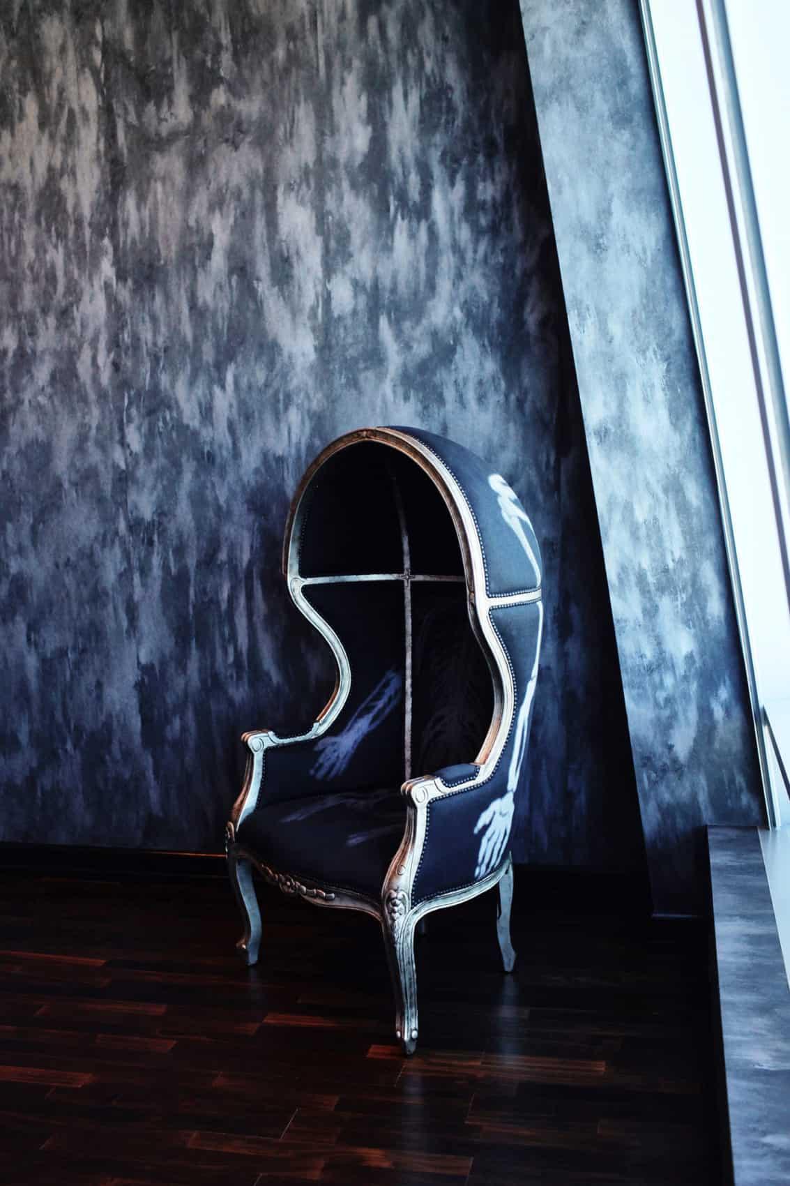 Gothic Glam Loft by BAM Design Lab (6)