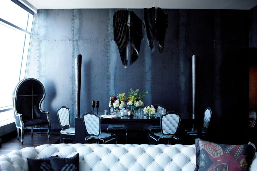 Gothic Glam Loft by BAM Design Lab (14)