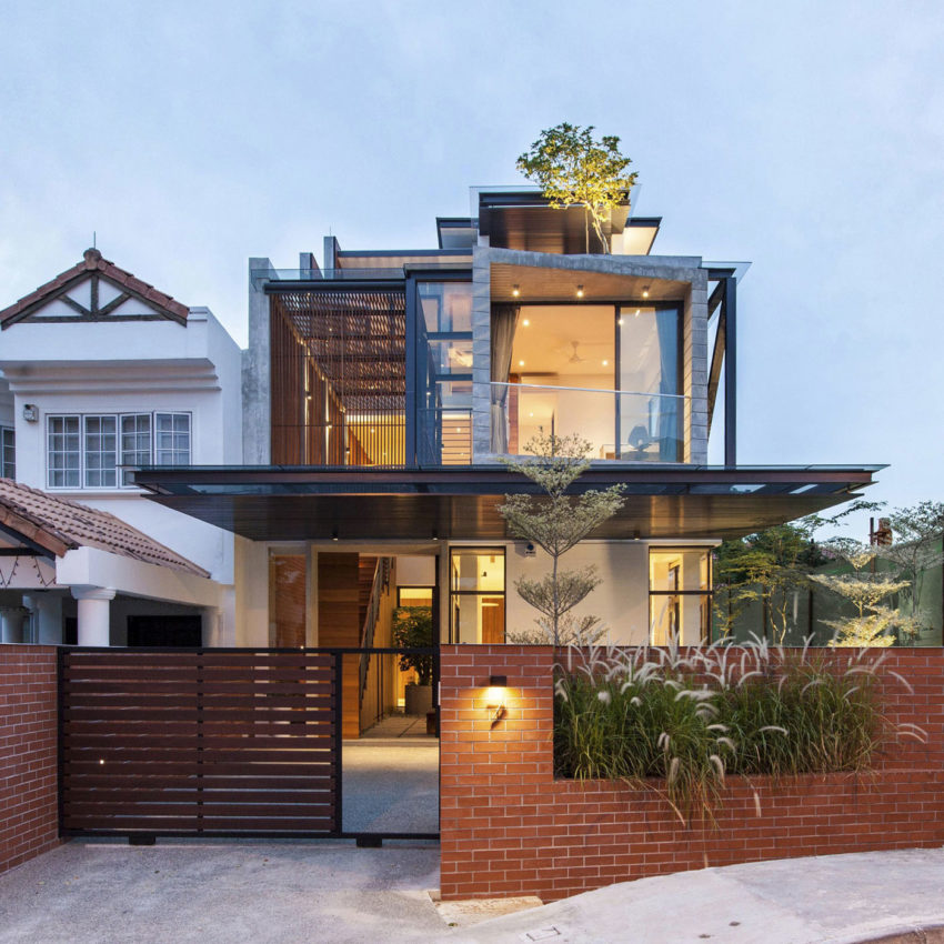 Jalan Remis by Aamer Architects (10)