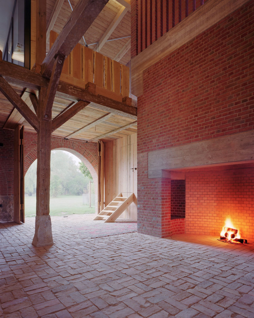 Landhaus by Thomas Kröger Architects (9)