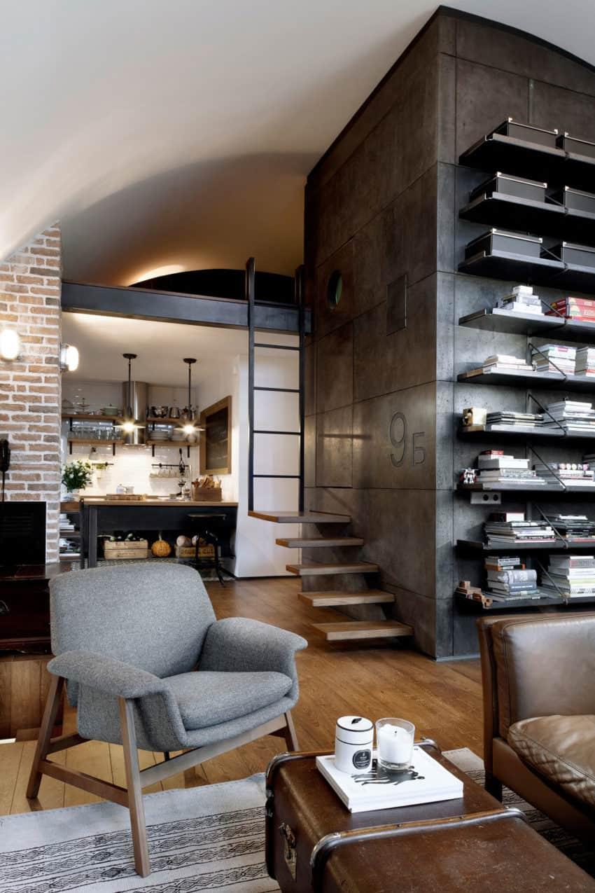 View in gallery loft 9b by dimitar karanikolov 4