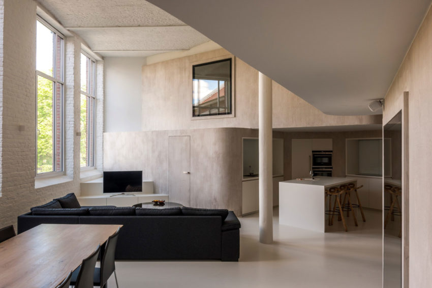 Loft M by Graux & Baeyens Architects (4)
