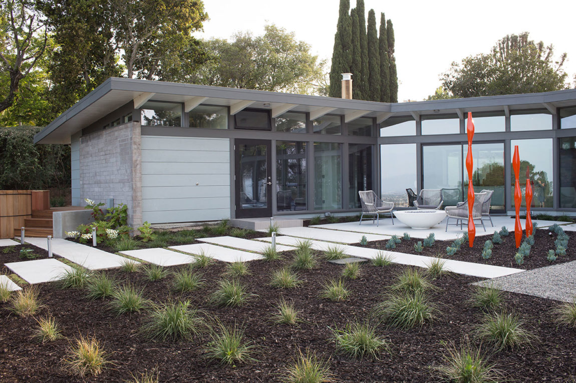 Mid-Century Modern View House Remodel by Klopf Arch (6)