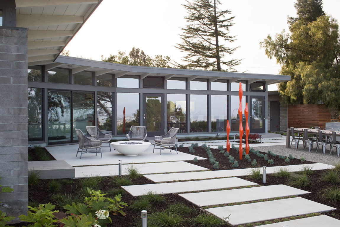 Mid-Century Modern View House Remodel by Klopf Arch (8)