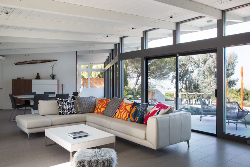 Mid-Century Modern View House Remodel by Klopf Arch (12)