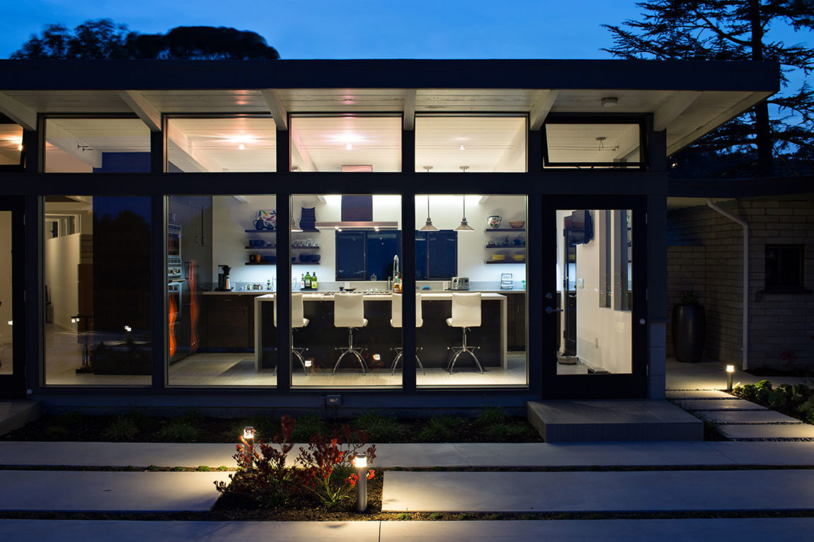 Mid-Century Modern View House Remodel by Klopf Arch (22)