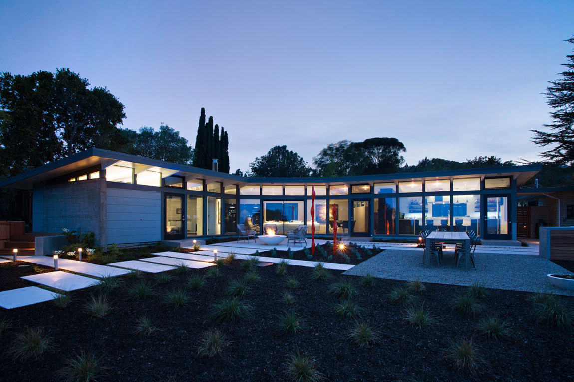 Mid-Century Modern View House Remodel by Klopf Arch (25)