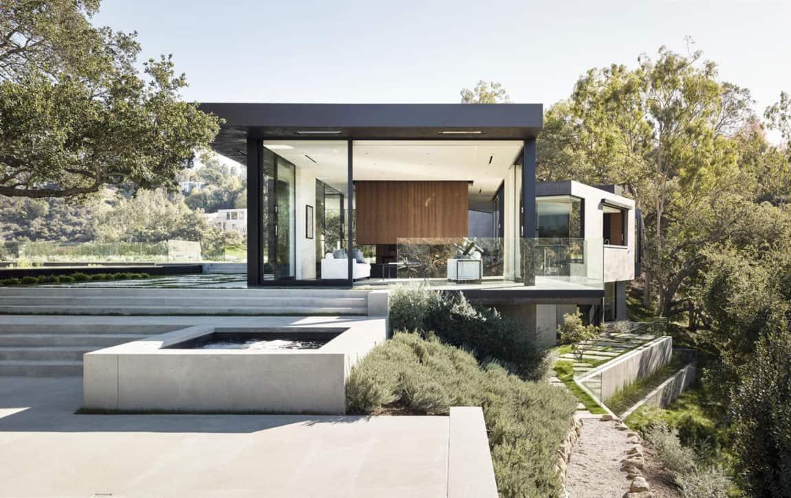 Oak Pass House by Walker Workshop (5)