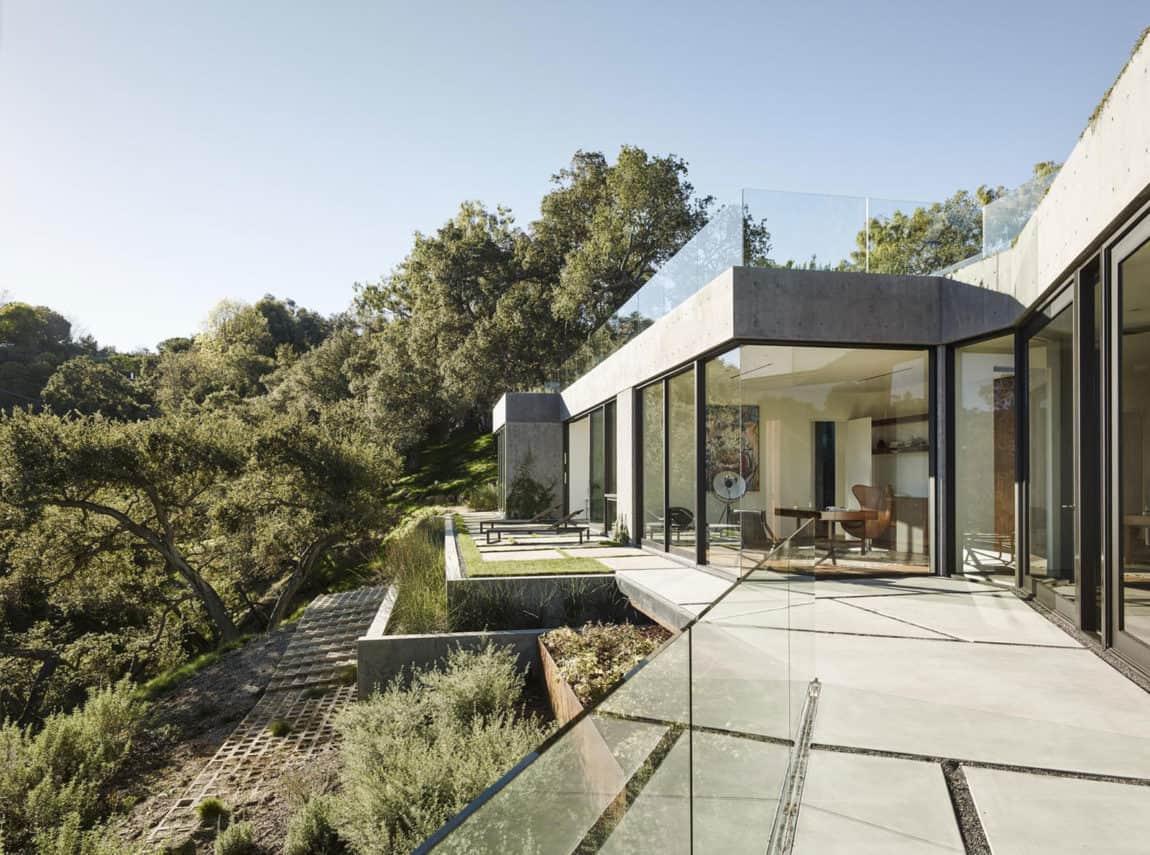Oak Pass House by Walker Workshop (6)