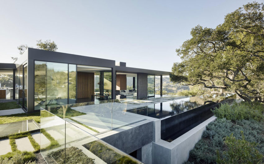 Oak Pass House by Walker Workshop (9)