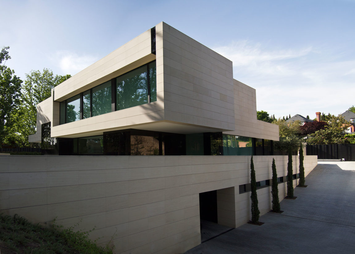 Park House by A-cero (1)