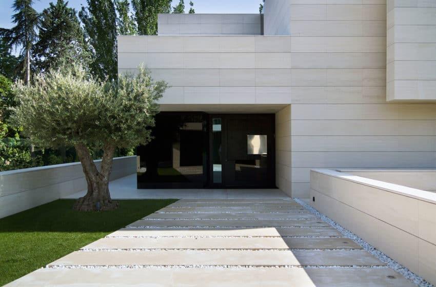Park House by A-cero (8)