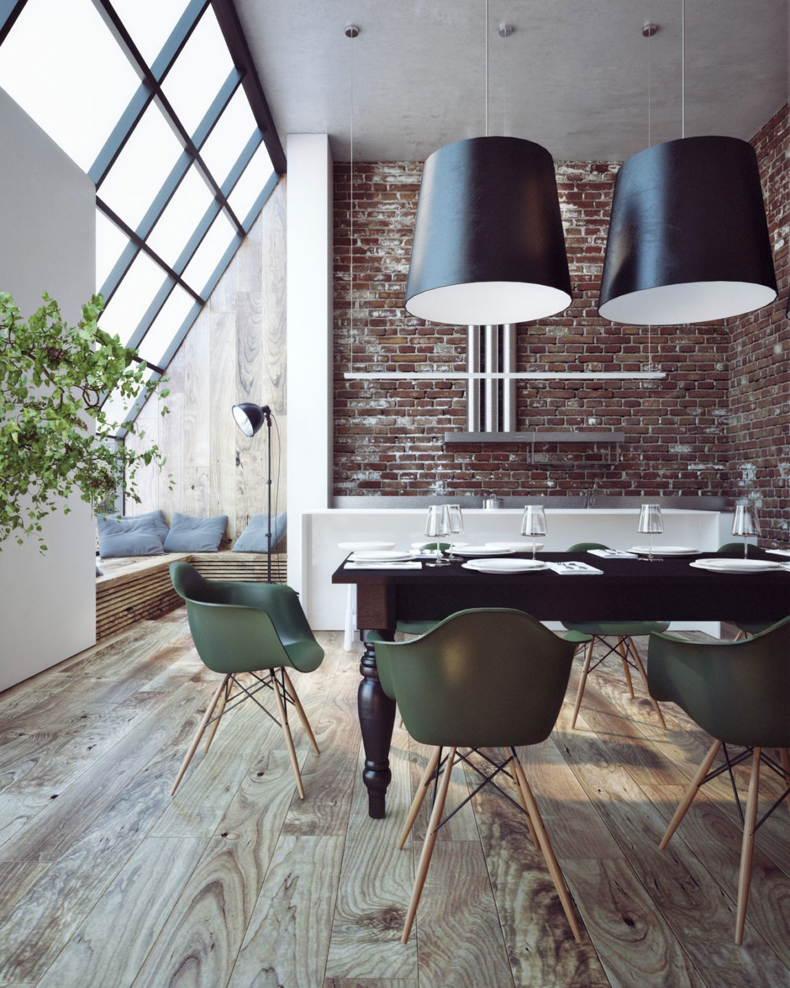Penthouse Pokrov by Sergey Makhno Architect (16)