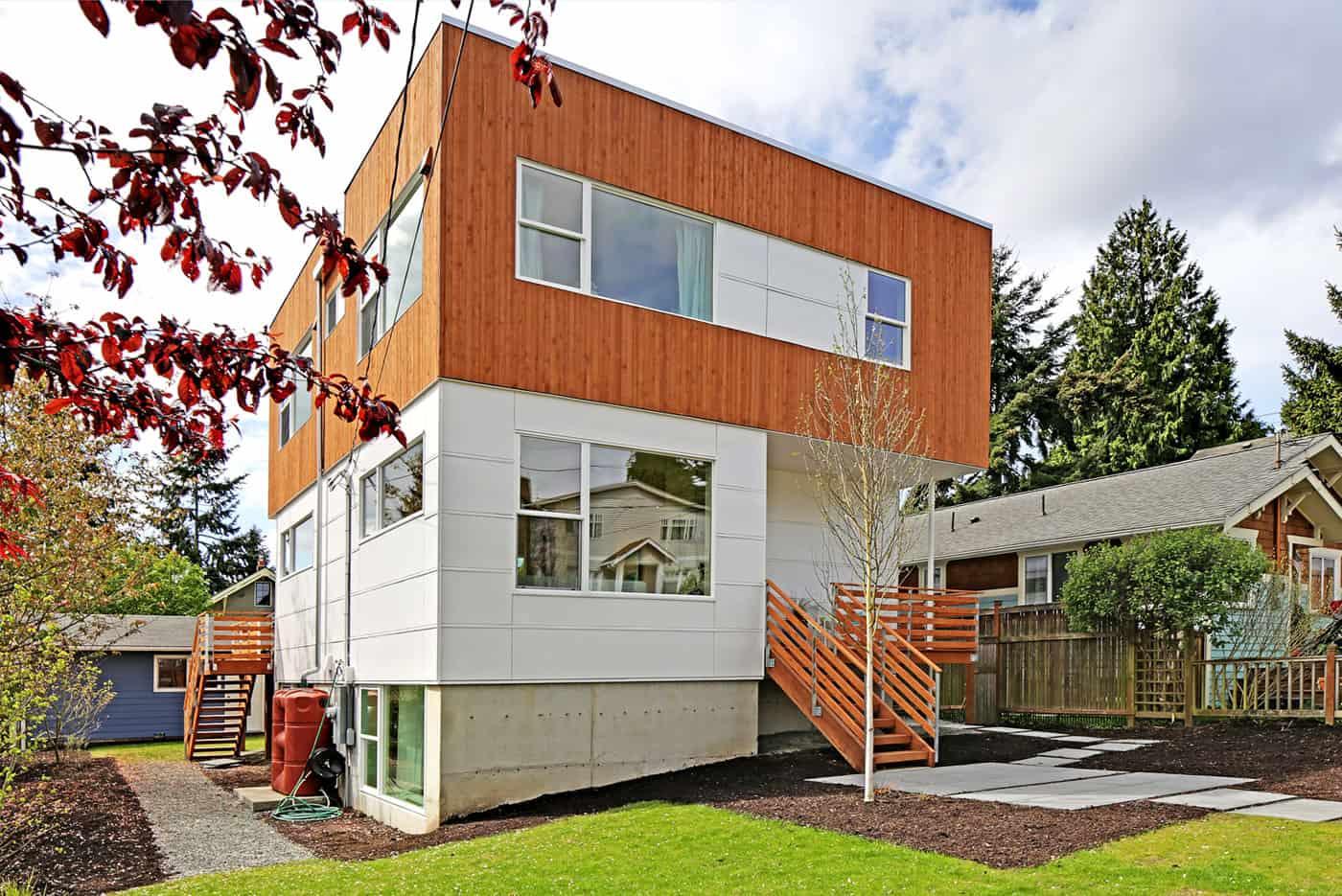 Prefab Home in Greenwood by Greenfab